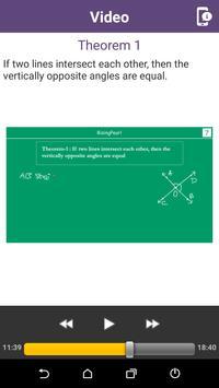 Class IX Maths Theorem screenshot 6