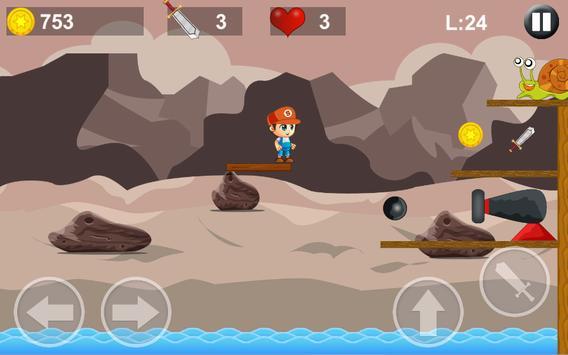 Super Adventure Of Sunny screenshot 4