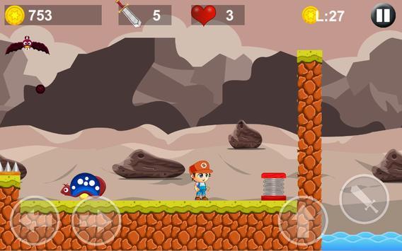 Super Adventure Of Sunny screenshot 8