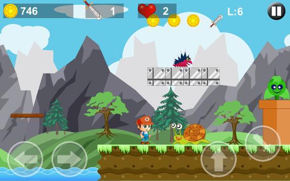 Super Adventure Of Sunny screenshot 9