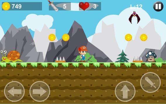 Super Adventure Of Sunny screenshot 1