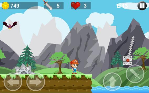 Super Adventure Of Sunny screenshot 2