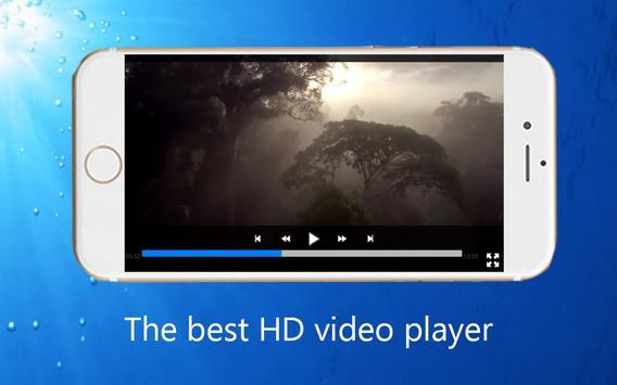 Media Player - Watch Movies screenshot 1