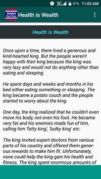 50+ English Short Stories screenshot 1