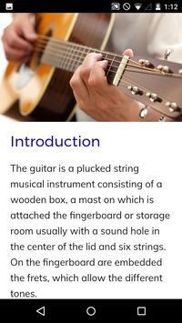 Guitar Course screenshot 1