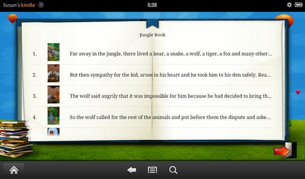 Jungle Book apk screenshot