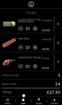Sushi Shop United Kingdom apk screenshot
