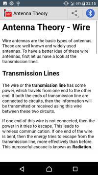 Guide To  Antenna Theory screenshot 4