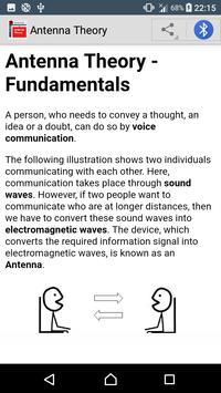 Guide To  Antenna Theory screenshot 1