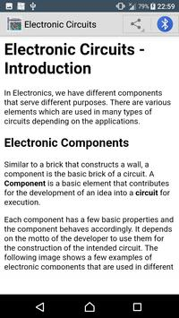 Guide To Electronic Circuits screenshot 1