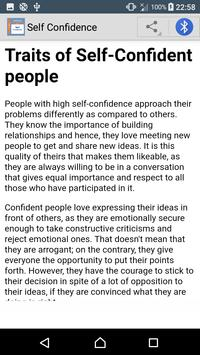 Guide To Self-Confidence screenshot 2