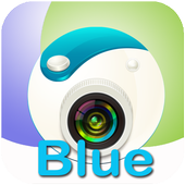 Little Camera 360 Blue icon