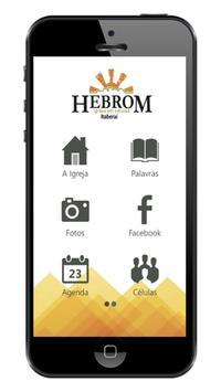 Hebrom Itaberaí poster