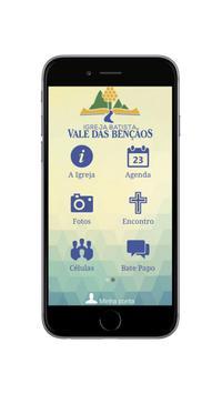 IBVB - Vale das Bençãos poster