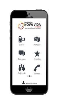 IGREJA BATISTA NOVA VIDA screenshot 3