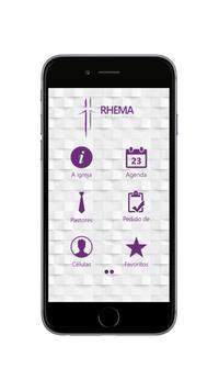 Rhema poster