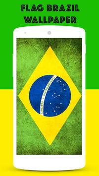 Flag Brazil Wallpaper screenshot 5