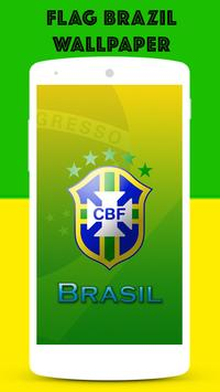Flag Brazil Wallpaper screenshot 8