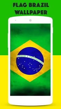 Flag Brazil Wallpaper screenshot 1