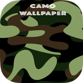 Camo Wallpaper - HD icon
