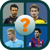 Guess the footbal player icon