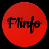 F1 Info icon