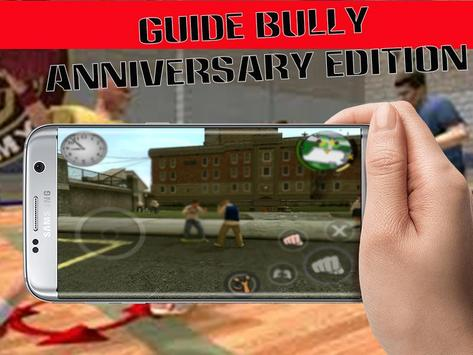 bully Anniversary Edition tips poster