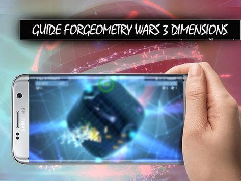 Tips:Geometry Wars 3Dimensions 截图 1
