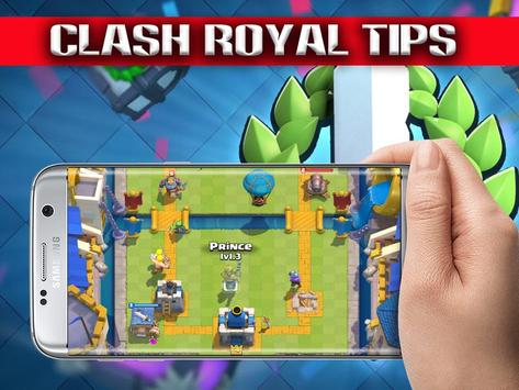 guide : clash royale poster