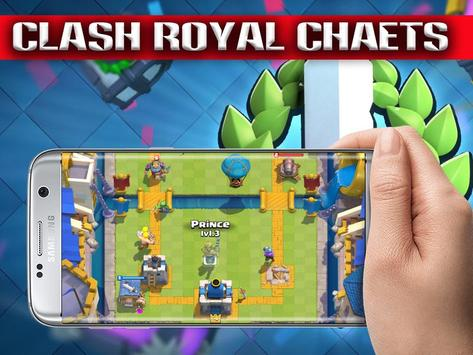 guide : clash royale apk screenshot