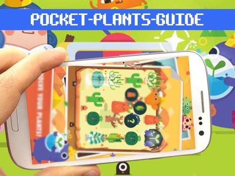 guide : pocket plant apk screenshot