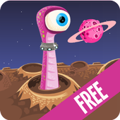 Monster Planet Free Wallpaper icon
