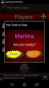 Truth or Dare Adult screenshot 2