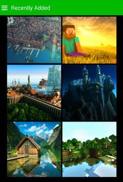 wallpapers for minecraft skins apk screenshot