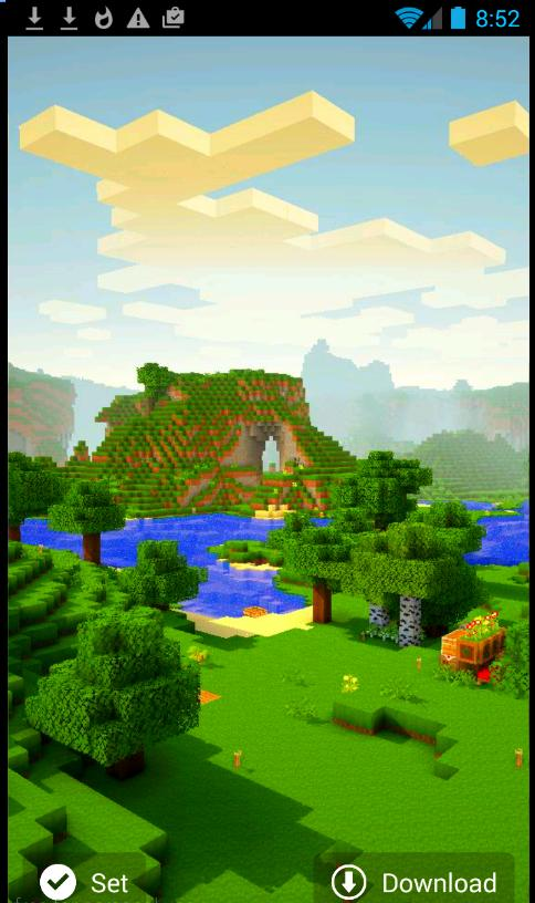 Wallpapers For Minecraft Skins For Android Apk Download