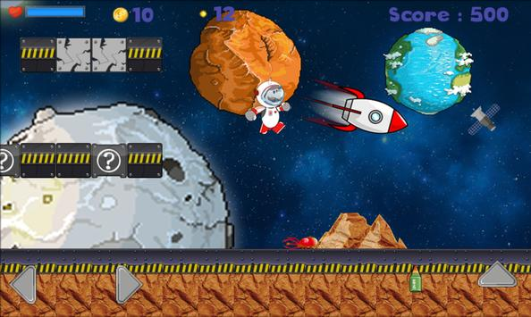 Super smash adventure runner apk screenshot