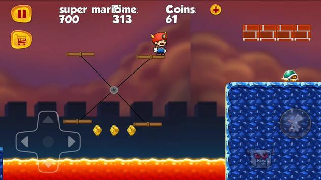 Super Nario Run apk screenshot