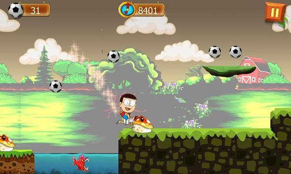 Super Nobi Adventure apk screenshot