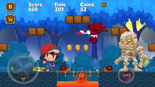 Ashy Clash Jungle Adventure apk screenshot