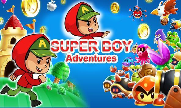 Super Boy Adventures poster