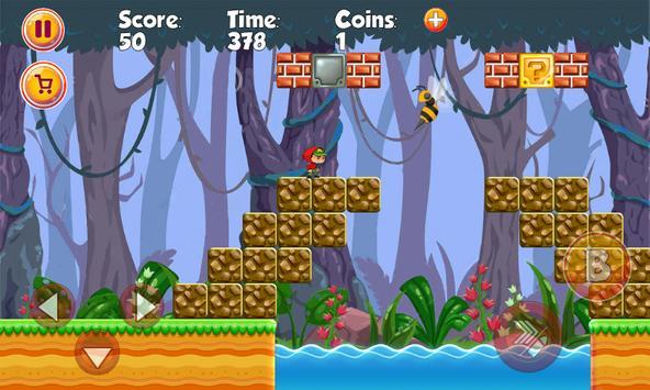 Super Boy Adventures apk screenshot
