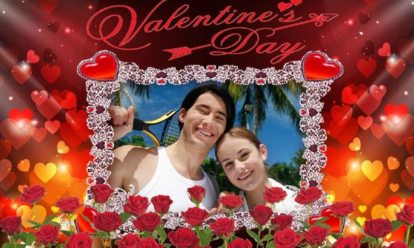 Valentine 2020 Photo Frame screenshot 11
