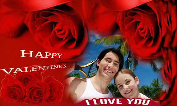 Valentine 2020 Photo Frame screenshot 1