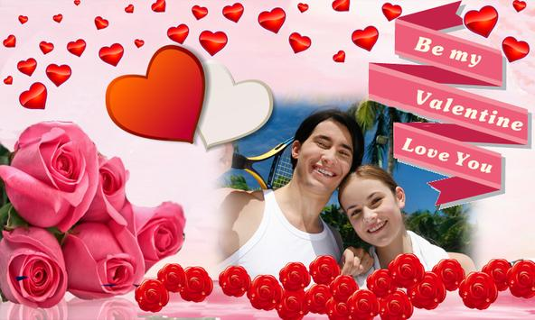 Valentine 2020 Photo Frame screenshot 3