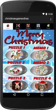 Christmas Games Free screenshot 7