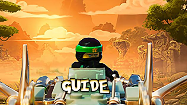 Guide LEGO Ninjago Shadow poster