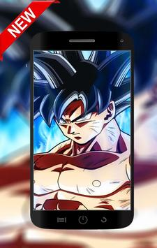 Fanart DBS and Dragon Z Live Wallpaper poster