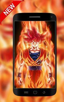 Fanart DBS and Dragon Z Live Wallpaper screenshot 2