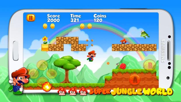 Super Adventure Jungle World apk screenshot