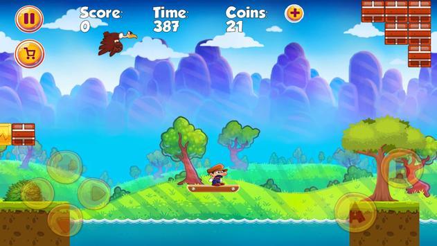 Super Jungle World Of Mario apk screenshot
